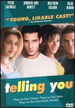 Telling You - Robert DeFranco