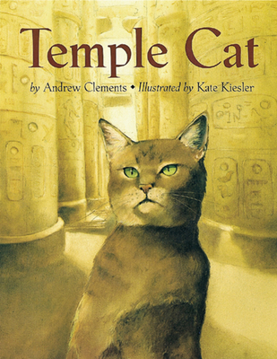 Temple Cat - Clements, Andrew