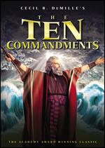 Ten Commandments - Cecil B. DeMille