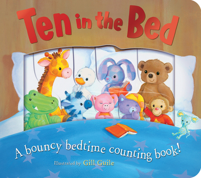 Ten in a bed book