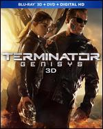 Terminator: Genisys [3D] [Includes Digital Copy] [Blu-ray/DVD]