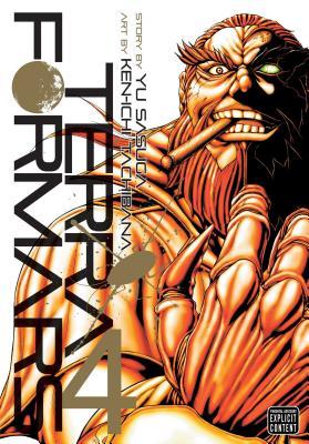 Terra Formars, Vol. 4 - Sasuga, Yu