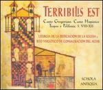 Terribilis Est. Liturgia de La Dedicaci�