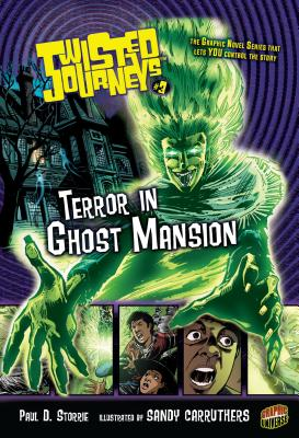 Terror in Ghost Mansion - Storrie, Paul D