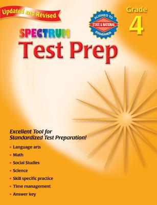 Test Prep, Grade 4 - Foreman, Dale, and Cohen, Alan, and Kaplan, Jerome