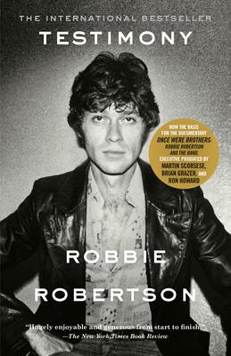 Testimony: A Memoir - Robertson, Robbie