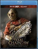 Texas Chainsaw [3D] [Blu-ray/DVD]