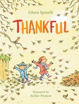 Thankful - Spinelli, Eileen