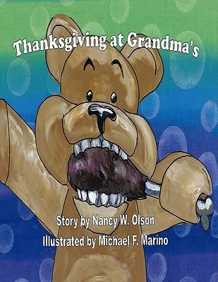 Thanksgiving at Grandma's - Olson, Nancy