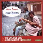 That's Amore & Sing American Hits in Italian