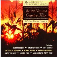 The 101 Greatest Country Hits, Vol. 1: Forever Country - Various Artists