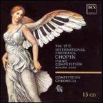 The 15th International Frederick Chopin Piano Competition, Warsaw 2005 [Box Set]