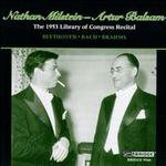 The 1953 Library of Congress Recital