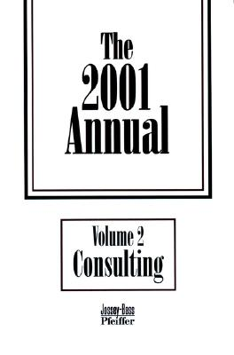 The 2001 Annuals, Consulting - Biech, Elaine (Editor)