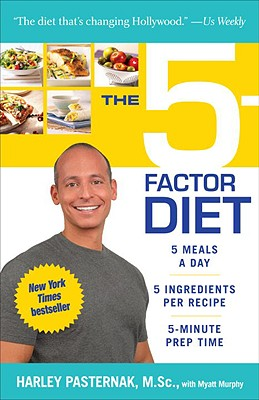 The 5-Factor Diet - Pasternak, Harley, and Murphy, Myatt