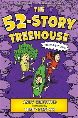 The 52-Story Treehouse - Griffiths, Andy