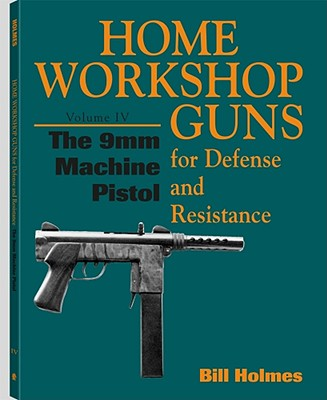 The 9mm Machine Pistol -