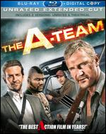 The A-Team [Blu-ray] [Unrated Extended Cut] [2 Discs] [Includes Digital Copy] - Joe Carnahan
