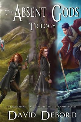 The Absent Gods Trilogy - Debord, David