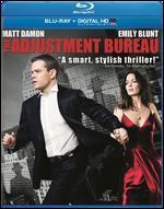 The Adjustment Bureau: With Movie Reward [UltraViolet] [Includes Digital Copy] [Blu-ray] - George Nolfi