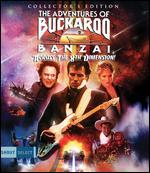 The Adventures of Buckaroo Banzai Across the 8th Dimension! [Blu-ray]