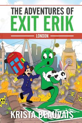 The Adventures of Exit Erik: London - Beauvais, Krista