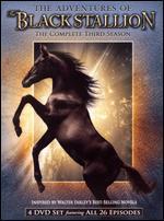 The Adventures of the Black Stallion: The Complete Third Season [4 Discs] -