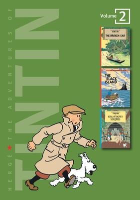 The Adventures of Tintin: Volume 2 - Herge