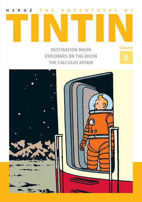 The Adventures of Tintin: Volume 6 - Herge
