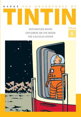 The Adventures of Tintin Volume 6 - Herge