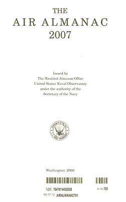 The Air Almanac - U S Nautical Almanac Office (Creator)