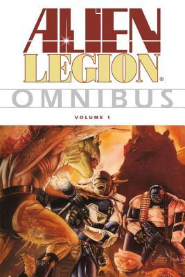 The Alien Legion Omnibus - Zelenetz, Alan