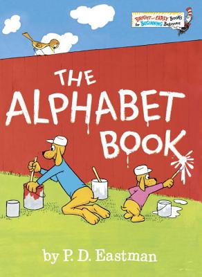 The Alphabet Book - Eastman, P D