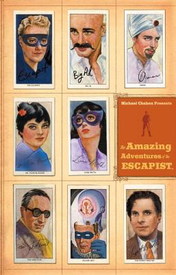 The Amazing Adventures of the Escapist: Volume 2 - Chabon, Michael, and Kindt, Matt (Illustrator)