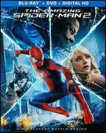 The Amazing Spider-Man 2 [3 Discs] [Includes Digital Copy] [Ultraviolet] [Blu-ray/DVD] - Marc Webb