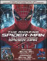 The Amazing Spider-Man [Bilingual] [Giftset] [3D] [Blu-ray/DVD]