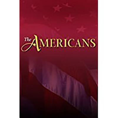 The Americans Reading Study Guide Answer Key Book By
