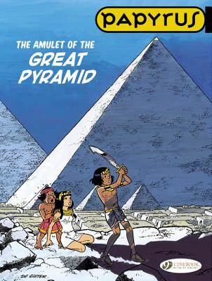 The Amulet of the Great Pyramid - Gieter, Lucien De