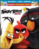 The Angry Birds Movie [Includes Digital Copy] [Blu-ray/DVD] - Clay Kaytis; Fergal Reilly