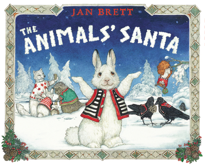 The Animals' Santa - Brett, Jan