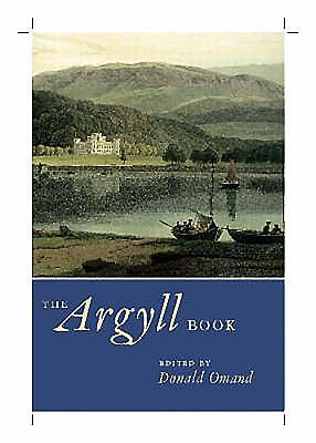 The Argyll Book - Omand, Donald (Editor)