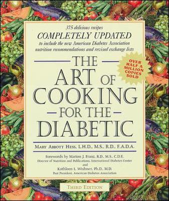 The Art of Cooking for the Diabetic - Hess, Mary Abbott, LHD, MS, RD, FADA