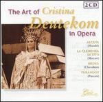 The Art of Cristina Deutekom in Opera
