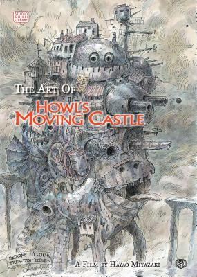 The Art of Howl's Moving Castle -