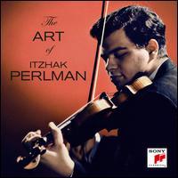 The Art of Itzhak Perlman [Sony Classical] - Damian Primis (bassoon); Daniel Barenboim (piano); Emanuel Ax (piano); Francesca Anderegg (violin); Ihnseon Park (violin);...