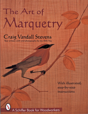 The Art of Marquetry - Stevens, Craig