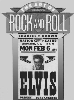 The Art of Rock and Roll - Brown, Charles T