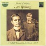 The Art of Singing: A Tribute to David Björling, Vol. 2