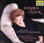 The Art of the Dramatic Mezzo-Soprano
