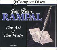 The Art of the Flute (Box Set) - Baroque Chamber Music Ensemble (chamber ensemble); Jean-Pierre Rampal (flute); Orchestre des Concerts Lamoureux;...